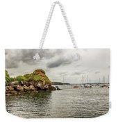 Stony Cove, Ireland Weekender Tote Bag