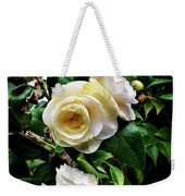 Stop And Smell The Roses  Weekender Tote Bag
