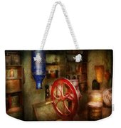 Store - Everything Is For Sale Weekender Tote Bag by Mike Savad