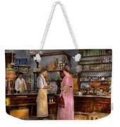 Store - In A General Store 1917 Weekender Tote Bag