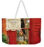Store - Strausburg Pa - Thistle And Vine Weekender Tote Bag
