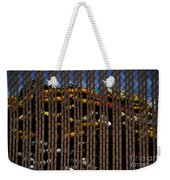 Stored For Now Weekender Tote Bag