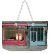 Storefronts For Let Weekender Tote Bag