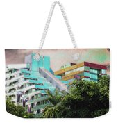 Storm Approaching Weekender Tote Bag