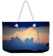 Storm Approaching Painting Weekender Tote Bag