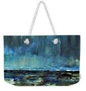 Storm At Sea II Weekender Tote Bag