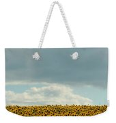 Storm Cloud Above Our Heads Weekender Tote Bag