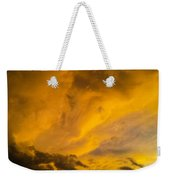 Storm Clouds 3 Weekender Tote Bag