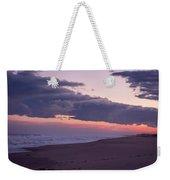 Storm Clouds At Dusk Seaside Nj Weekender Tote Bag