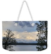 Storm Clouds Over Kentucky Lake Weekender Tote Bag