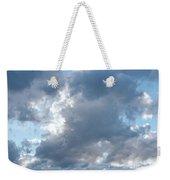 Storm Clouds Passing Weekender Tote Bag