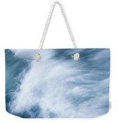Storm Driven Weekender Tote Bag