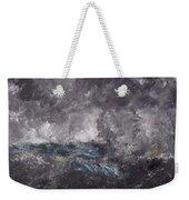 Storm In The Skerries. The Flying Dutchman Weekender Tote Bag