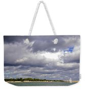 Storm Is Coming Weekender Tote Bag