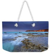 Storm Light Weekender Tote Bag