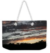 Storm Madness Weekender Tote Bag