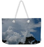 Storm Moving In Weekender Tote Bag