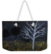 Storm Night Weekender Tote Bag