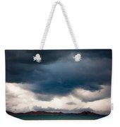 Storm On Karakul Lake Weekender Tote Bag