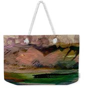 Storm On The Mountain Weekender Tote Bag