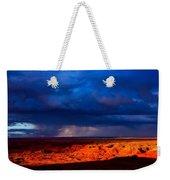 Storm On The Way Weekender Tote Bag