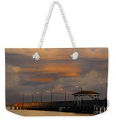 Storm Over Ballast Point Weekender Tote Bag