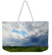Storm Over Foothills Weekender Tote Bag