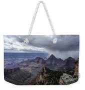 Storm Over Grand Canyon Weekender Tote Bag