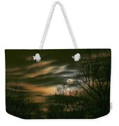 Storm Rollin' In Weekender Tote Bag