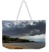 Storm Rolling In Weekender Tote Bag