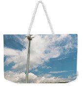Storm The Hill Weekender Tote Bag
