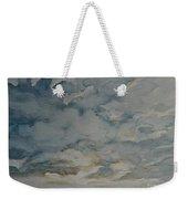 Storm Warning I Weekender Tote Bag