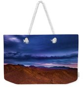 Stormline Above Mountains Weekender Tote Bag