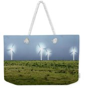 Storms And Halos Weekender Tote Bag by Scott Cordell