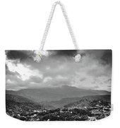 Storms In Contrast Weekender Tote Bag