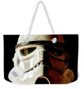 Stormtrooper 1 Weathered Weekender Tote Bag