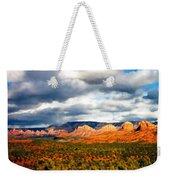 Stormwatch Arizona Weekender Tote Bag