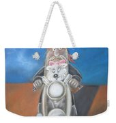 Stormy And Fifi Weekender Tote Bag