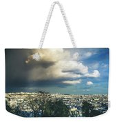 Stormy Day Weekender Tote Bag