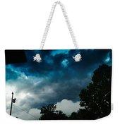 Stormy Days Weekender Tote Bag