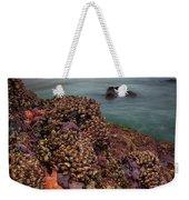 Stormy Life At Sea Weekender Tote Bag