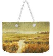 Stormy Marsh Weekender Tote Bag