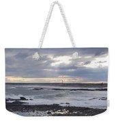 Stormy Seas And Sky Weekender Tote Bag