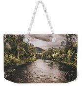 Stormy Streams Weekender Tote Bag