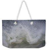 Stormy Surf Weekender Tote Bag