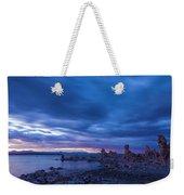 Stormy Twilight Weekender Tote Bag