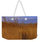 Stormy Walk On The Beach Viii Long Beach Washington Weekender Tote Bag