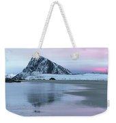 Storsandnes, Lofoten - Norway Weekender Tote Bag