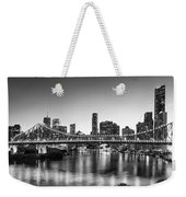 Story Bridge Brisbane Weekender Tote Bag