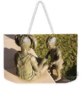 Story Teller Weekender Tote Bag